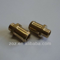 Brass Gas Hose Barb Adapter ,Brass Fuel Line Hose Barb