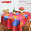 POLYESTER TABLE CLOTH/PRINTED TABLE CLOTH