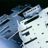 High standand technology sheet metal fabrication amada laser cut