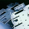High standand technology sheet metal fabrication amada laser cut