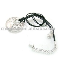 plain 925 sterling silver necklace