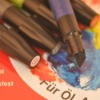 Art/drawing permanent marker pen