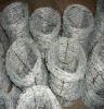 Galvanized Steel Coiled Barbed Wire (factory)