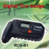 Digital tire guage (RCG-B1), (MINI tire pressure gauge, auto parts, car accessories, tire tools/equipment)