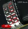 SunEyes Iron Samurai Metal digital Wrist LED watch many colors SED-W001