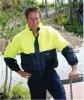 Hi-Vis Safety Waterproof Winter Jacket Oxford