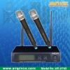 Fixed Frequency UHF Wireless Microphone with LCD AE-U740