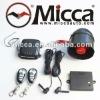With ultrasonic sensor, Mini size main brain one car alarm system, universal car alarm (OW113)