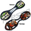 Original Waveboard, Snake Board, Snake Skateboard, Caster Board, Land Surfing Board, Rocking Skateboard, Skate Board