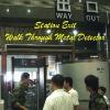 Walk Through Metal Detector TX-200C