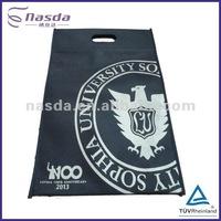ultrasonic printed pp non woven t-shirts bag