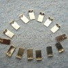 beryllium copper contact plate