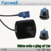 GPS active antenna of car Fakra connector Hot selas with RG174-3M cable with Fakra connector with 28dbi