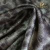 fashionable 100% Polyester velboa printing short plush sofa fabric