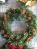 Decoration christmas wreath