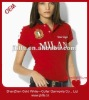 oem service womens polo shirt