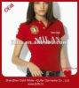oem service womens polo shirt