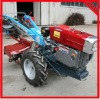 2 wheel drive farm walking tractor with rotovator