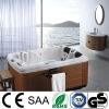 European luxury outdoor spa whirlpool