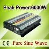 pure sine wave dc 12v to ac 220v 3000w with high quality