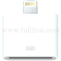 Lightning adapter for iphone 5 -- 8 pin to 30 pin