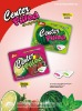 9pcs sugar free center filled chewing gum