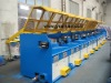 Straight Line High Carbon Steel Wire Drawing Machine