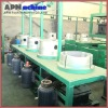 APM wheel type steel wire drawing machine