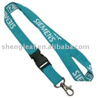 Durable woven lanyard for sale