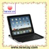 Portable Aluminum Case With Bluetooth Keyboard Dock Base For iPad 2