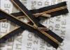 Nylon zippers and sliders