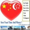 Shipping Freight From Huzhou To Singapore By Retek Logistics