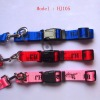 2012 professional approved popular hot selling facorable water printing dog collar & led dog collar