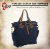 2012 Latest Vintage canvas handbag/shoulder bag/canvas bag