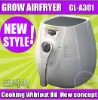 Air Fryer with adjustable temperature control