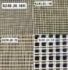 100% Cotton Canvas Fabric (Width 90cm) for Latch Hook and Cross Stitch