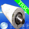 paper making machinery rubber coated press roll