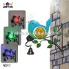 Snail Design Solar Metal Light/Garden solar light ,led garden light