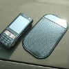 New black Car Mobile Cell Phone Sticky Mat Anti Slip Dash Pad