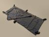 Heavy Duty Nylon Body Bag