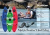 Plastic Kayak Angler 2012