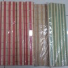 Bamboo sushi mat bamboo table mats