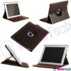 for apple ipad 2 case Leather Case High quality with stand