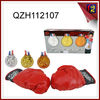 custom boxing gloves with golden medal QZH112107