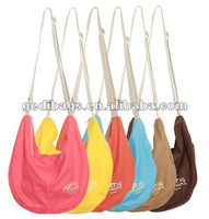 Factory latest design Cotton shoulder bag