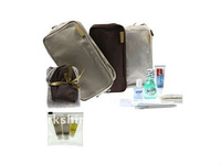 comfortable Travel Amenities kit for outdoor, travel, hotel, airline