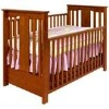 Australian Style Wooden Baby bed,dropside baby cot,baby cribs