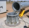 16M wind turbine Electrical hydraulic tower system