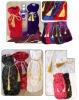 velveteen wine bag(Velvet wine bag)