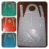 PE Apron/Plastic Apron/Disposable Apron for food factory
